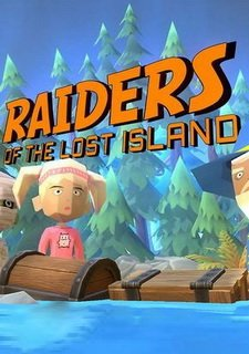 Raiders Of The Lost Island