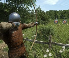 Гайд по стрельбе из лука и охоте в Kingdom Come: Deliverance