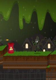 Stickman Zombie Killer, A