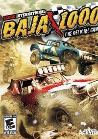 SCORE International Baja 1000 – фото обложки игры
