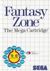 Fantasy Zone – фото обложки игры