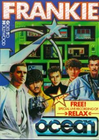 Frankie Goes to Hollywood – фото обложки игры