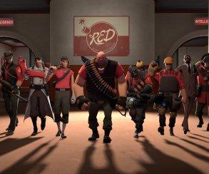 Комиксы по Team Fortress полны отсылок к знаменитым сюжетам Marvel/DC