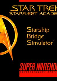 Star Trek: Starfleet Academy Starship Bridge Simulator – фото обложки игры