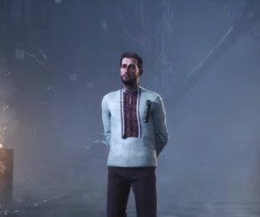 Вновом ролике The Sinking City главный герой надел вышиванку, анафоне играет гимн Украины