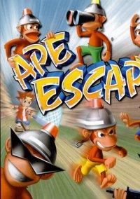 Ape Escape – фото обложки игры