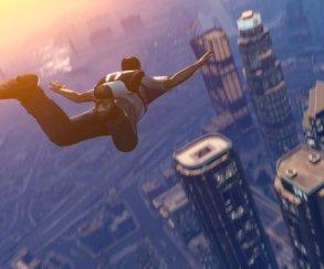 Гифка дня: успешный старт с грузовиков в Grand Theft Auto 5