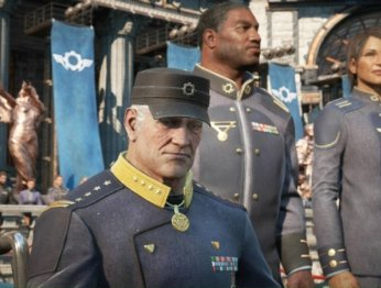Gears of War 4: как изменилась Сера