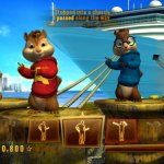 Скриншот Alvin and the Chipmunks: Chipwrecked  – Изображение 6