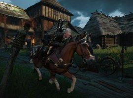 Гифка дня: дикий трюк отПлотвы вThe Witcher 3: Wild Hunt