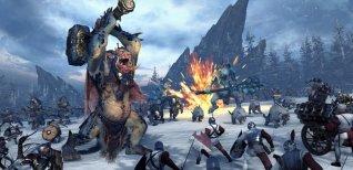 Total War: Warhammer. Трейлер монстры норсканцев
