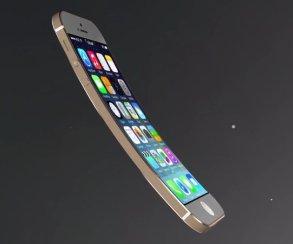 Bloomberg: Apple работает над iPhone с искривленным вовнутрь экраном и поддержкой жестов