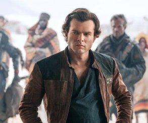 Взгляните нановые кадры из«Соло: Звездные войны. Истории». Так подходитли актер нароль илинет?