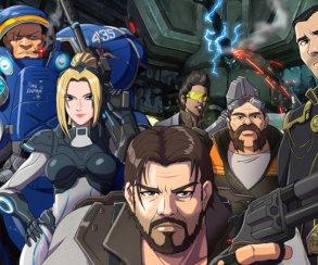 Аниме по StarCraft 2 выглядело бы именно так