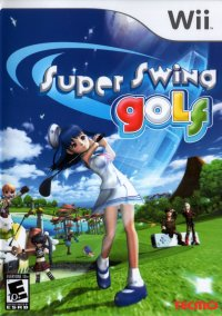 Super Swing Golf – фото обложки игры