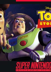 Disney's Toy Story – фото обложки игры