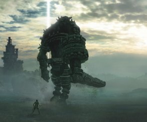 [19:30] Стрим Shadow of the Colossus (2018)