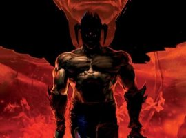 Новый комикс по вселенной Tekken выйдет в мае