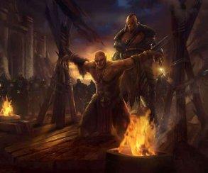 Alaloth: Champions of the Four Kingdoms – изометрическая Dark Souls