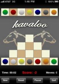 kavaloo – фото обложки игры