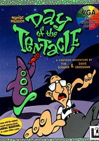 Day Of The Tentacle – фото обложки игры