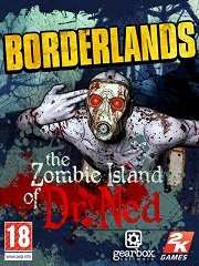 Borderlands: The Zombie Island of Dr. Ned – фото обложки игры