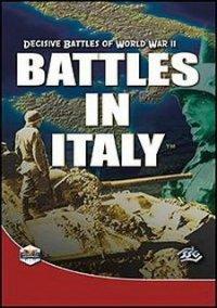 Decisive Battles of World War II: Battles in Italy – фото обложки игры
