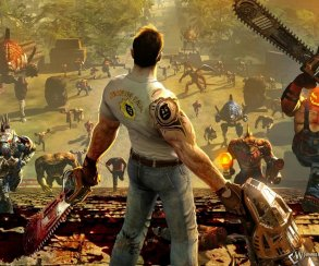 Serious Sam Collection для Xbox 360 поступит в продажу в сентябре
