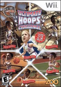 Basketball Hall-of-Fame: Ultimate Hoops Challenge – фото обложки игры