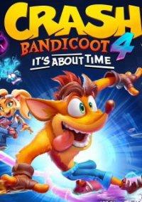 Crash Bandicoot 4: It's About Time – фото обложки игры
