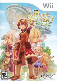 Rune Factory: Frontier – фото обложки игры