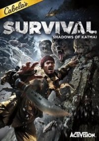 Cabela's Survival: Shadows of Katmai – фото обложки игры