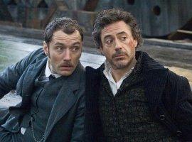 Выход третьего «Шерлока Холмса» сДауни-младшим отложен до2021 года