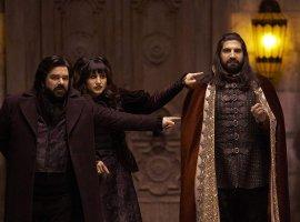 Вампиры поют ивызывают духов втрейлере второго сезона What WeDointhe Shadows