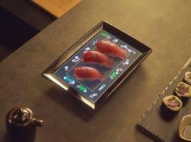 Смарт-тарелка Eatense получила беспроводную зарядку и встроенный дисплей
