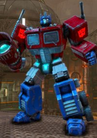Transformers: Fall of Cybertron - Massive Fury Pack – фото обложки игры