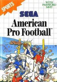American Pro Football – фото обложки игры