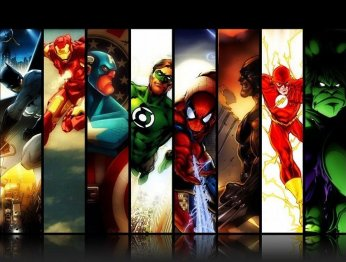 Игры про супергероев