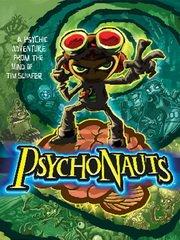 Psychonauts – фото обложки игры