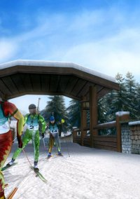 RTL Biathlon 2007 – фото обложки игры