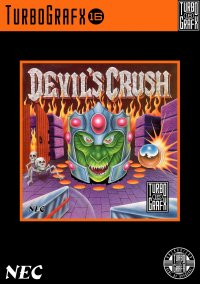 Devil's Crush – фото обложки игры