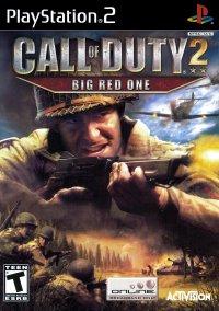 Call of Duty 2: Big Red One – фото обложки игры
