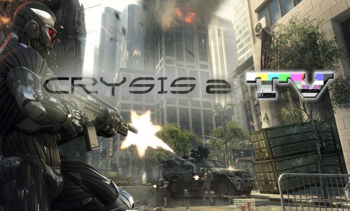 Дневники разработчиков Crysis 2