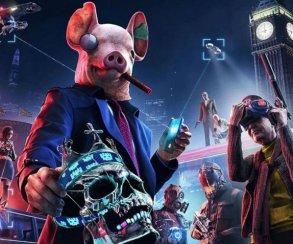 ВUbisoft Store началась «Черная пятница». Watch Dogs Legion впервые отдают соскидкой