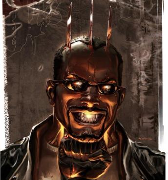 Комиксы про чернокожих супергероев