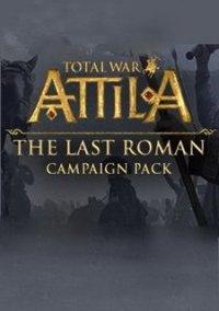 Total War: Attila - The Last Roman Campaign Pack – фото обложки игры