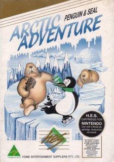 Arctic Adventure: Penguin & Seal