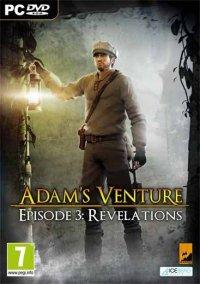Adam's Venture: Episode 3 - Revelations – фото обложки игры