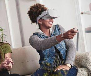 Oculus Go – новый VR шлем без проводов и с очень вменяемой ценой