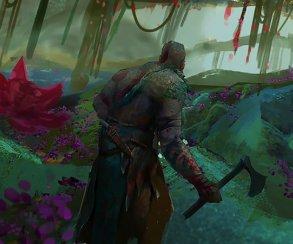 В God of War 4 Кратос отрастит бороду и отправится в Скандинавию